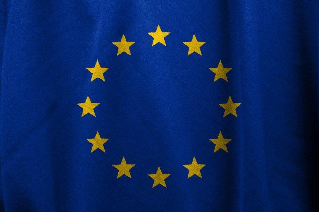 europe, flag, symbol